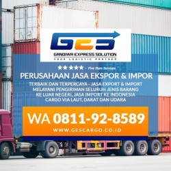 RECOMMENDED!! WA 0811-92-8589 - Jasa Ekspor, Jasa Ekspedisi, Pengiriman ke Luar Negeri, Impor Indonesia