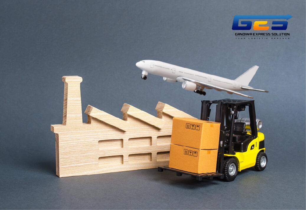 jasa Ekspedisi Cargo Udara Murah