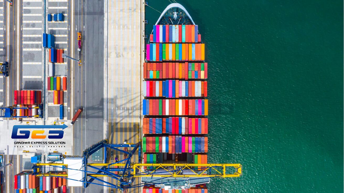 Jasa Ekspedisi Cargo Laut
